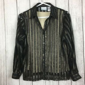 Alfred Dunner Petite Women Size 8P
